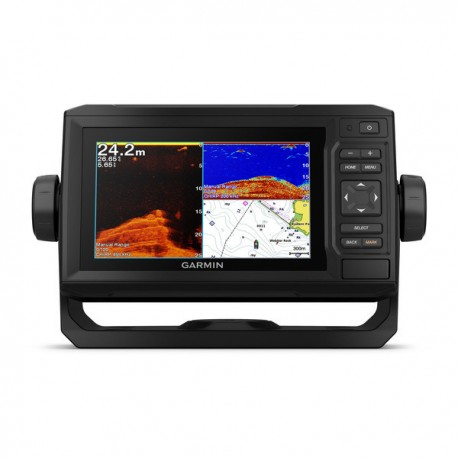 Garmin GPS/Plotter/Sonda EchoMAP Plus 62cv