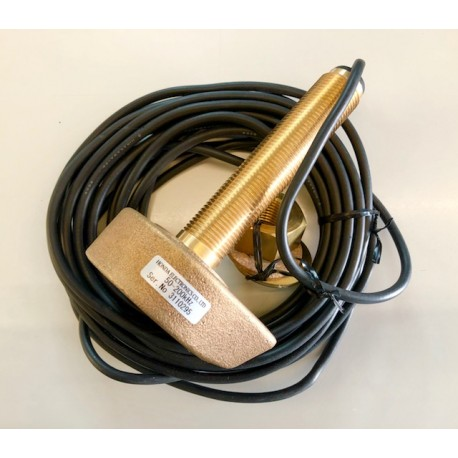 Transductor Pasacascos Universal Bronce 50-200Khz 600W