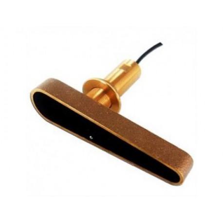 CPT-80 Transductor pasacascos de bronce con barquilla de alta velocidad