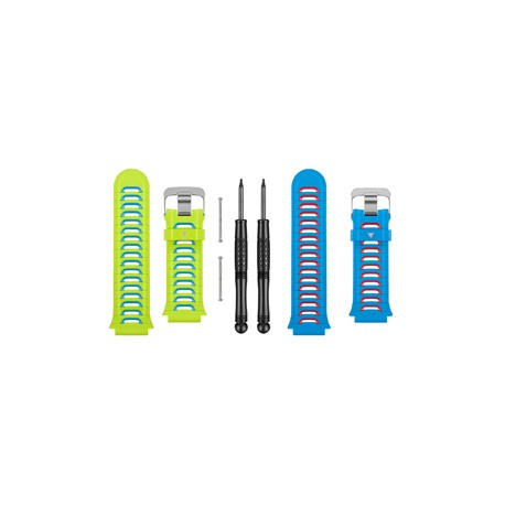 Kit correas Garmin Forerunner 920XT azul y verde
