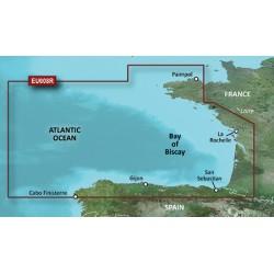 Cartografía nautica G2 HD regular Golfo Vizcaya