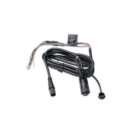 Cable de datos/alimentación de Fishfinder/sonda Garmin