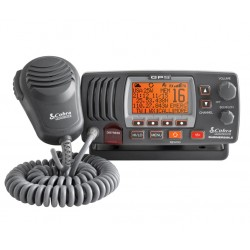 Radio VHF fijo Cobra MR F77 GPS E