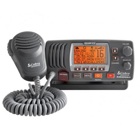 Radio VHF fijo Cobra MR F77 GPS E