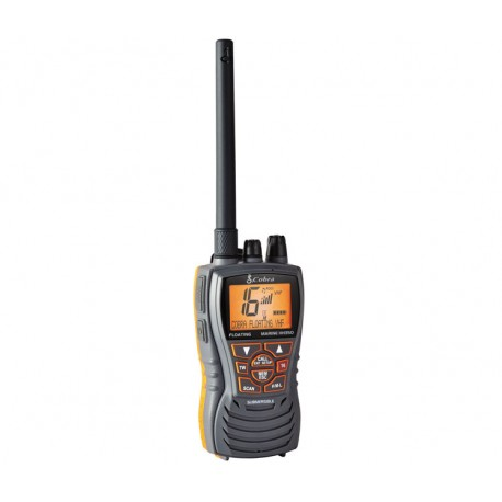 VHF portatil cobra MR HH 350