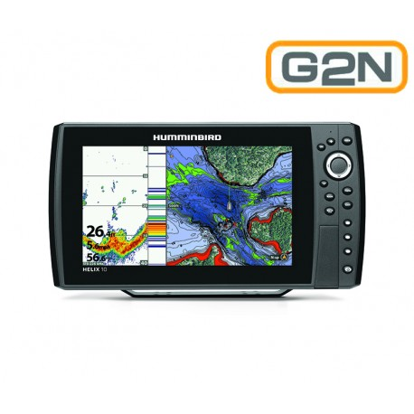Humminbid Helix 10 CHIRP GPS G2N