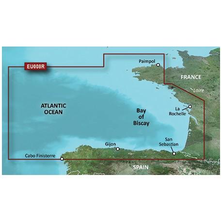 Cartografia nautica Mediterranean Sea, Genova-Ayamonte