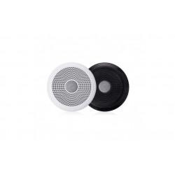 """Altavoces marinos de 6.5 """" - 200W - Serie XS - Rejillas en blanco y negro"""