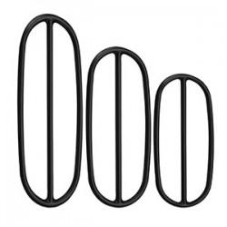 Correas para sensor de cadencia para bicicleta
