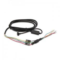 Cable alimentación y salida de datos