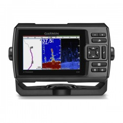 Garmin Striker 5CV  con transductor de popa GT20-TM