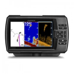Garmin Striker 7CV  con transductor de popa GT20-TM