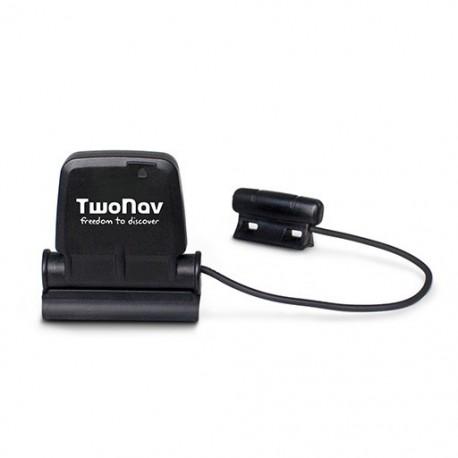 Sensor de cadencia & velocidad dual Twonav