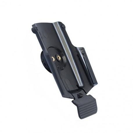 Cradle trasero de recambio (batería de pilas AA) compatible con Twonav Anima y Anima+