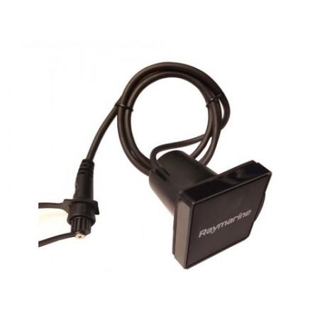 RCR - Lector remoto de tarjetas SD y toma USB