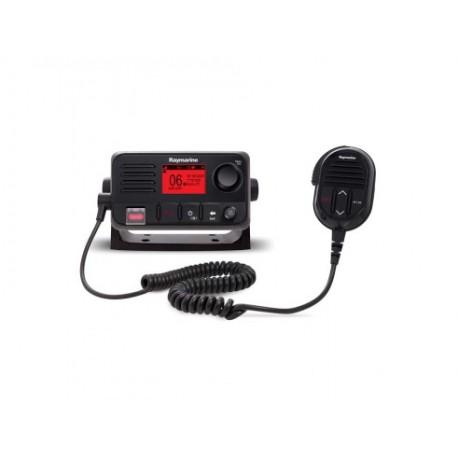 Radio Raymarine VHF con DSC Clase D compacta Ray52