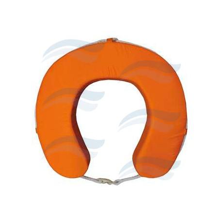 Aro Salvavidas Herradura Naranja