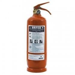 Extintor Manual 2 Kg. En Polvo 13 A  89 B - C