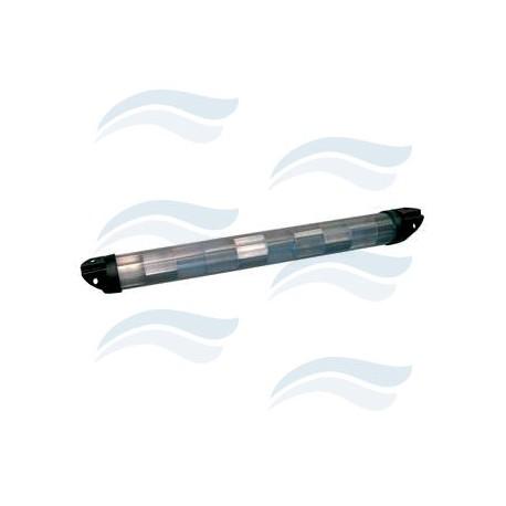 Reflector radar motor y vela con base