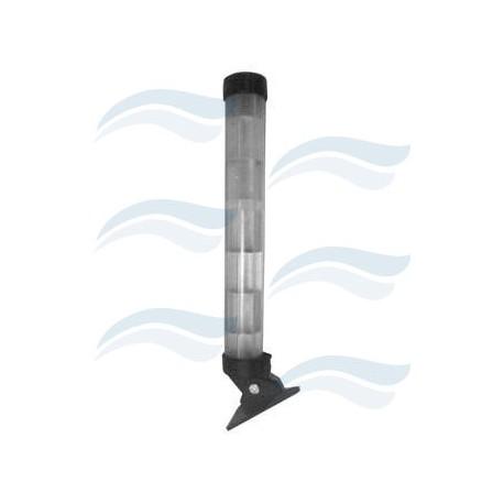 Reflector radar tubo 540mm con base