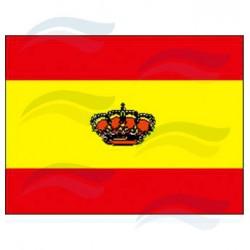 Bandera España MAR 30x 20cm