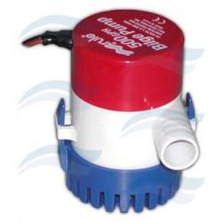 Bomba achique rule R 1100 12V TUBO.28 4163 litros / hora