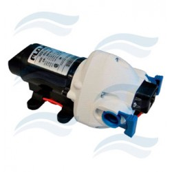 Bomba Flojet 24V 3 membranas 11 litros / minuto