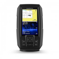 Garmin Striker Plus 4cv con transductor popa GT20-TM
