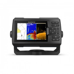 Garmin Striker Plus 5cv con transductor popa GT20-TM